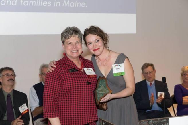 Maker Environmental Health Strategy Center Award