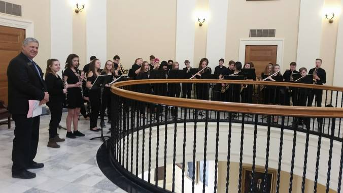 Cyrway with Winslow Jr High School Concert Band.jpg