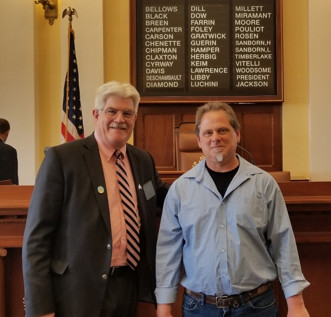 Foley with Jeff Donahue